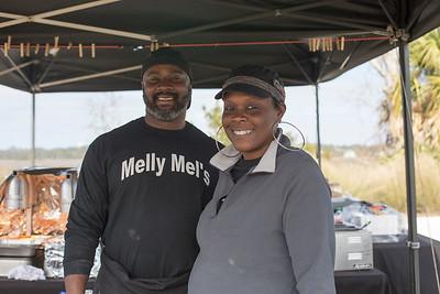 Thomasena and Melvin Fields