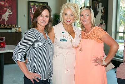Michele Thompson, Randi Starr, Ashley Nasworthy