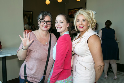 Bunny Ware, Emily Skolrood, Brandi Starr
