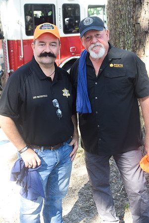 Jason Waterfield and Greg Socks