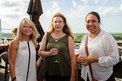 Mindy Shea, Beth Nelson, Catalina Alcarez