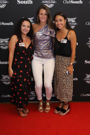 Maddie Beyer, Victoria Randall, Jordan Dabney