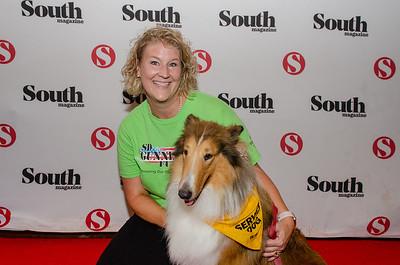 Megan Chesser, #SDGemma (service dog Gemma)