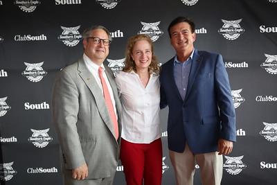 Lowell Kronowitz, Liesl Tanner + Mark Dana