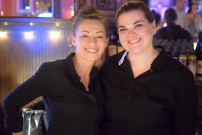 Christin Sweeting and Anastasia Nelzinger