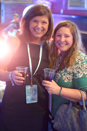Angela Sheets and Danette McGeiney