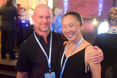Roddy Medders and Lisa Clark