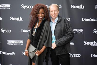 Sheena Verrett and Russel Kueker