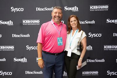 Bill Sorochak and Janet Colbush