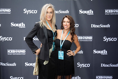 Kara VonFrangenberg and Jennifer Hagan