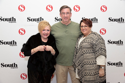 Jill Smith, Tony & Cheryl Moore