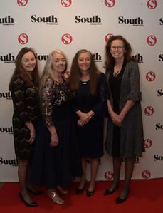 Ann Shefield, Vanessa Collins, Margaret Collins, Vivian Myers