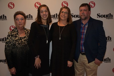 Virginia, Erin, Amy and Scott Pevey