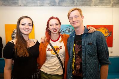 Kaitlyn Sumpson, Alyssa Mackensie, Coulter Desimone