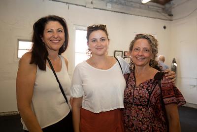 Christine Nussbaum, Rebecca Robinson, Cindy Robinson