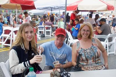 Browyn, Tony, Michelle
