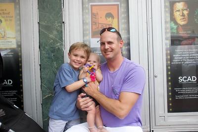 Payton, Abigail & Bryan Cook