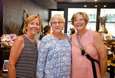 Margie Allen, Rose-Mary Atkinson, Kathy Schaefer