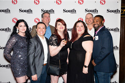 Melvin Cochran Jr., Ivor Savage, Kristen Smith, Shaye Quaekenbush, Joey Black, Colleen Vickers, Luis Terrazas