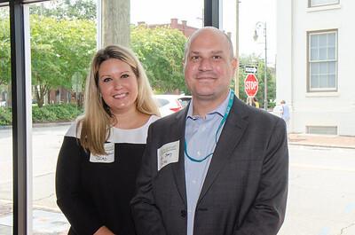 Stephanie Ratkovich, Eric Oberg
