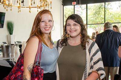 Hayley Larson, Kristyn Fielding