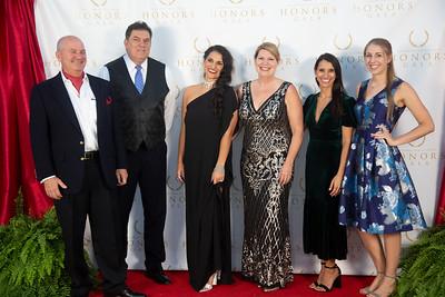 Lance Wilhemina, Tim Burkett, Shazia Edmonds, Sherry Saferight, Marvee McKenzie, Simone Hoskins