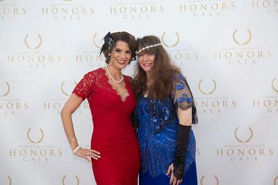 Veronica Robledo and Deborah Robillard