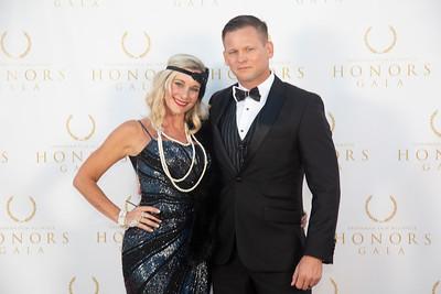 Sandra and Shane Harrelson