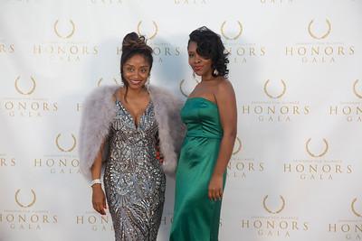 Tatia Adams Fox and Karen Keyes