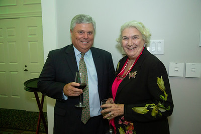Daniel Sims and Kathy Levitt