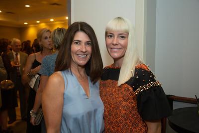 Lynn Weddle, Melissa Rowan