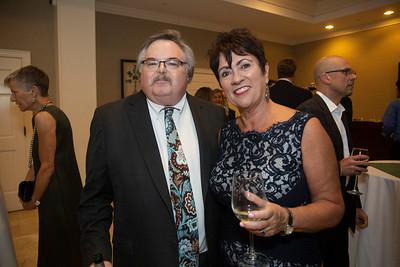 Greg Jones, Beth Logan