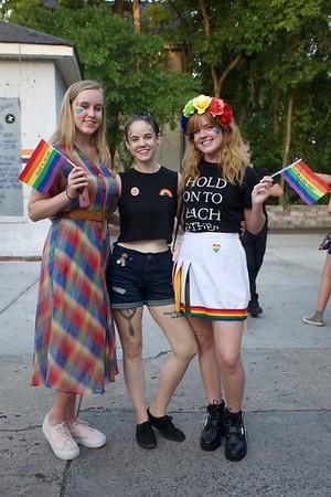 Kristen, Bethany, & Emma
