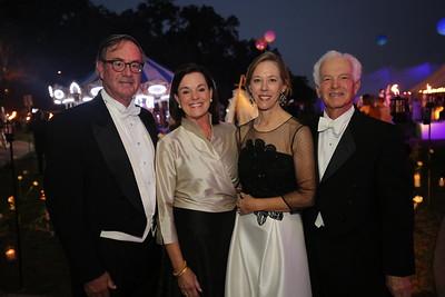 Bruce + Liz Pendleton, Robin + Steven Allens