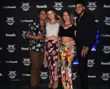 Salvador Yabut, Taylor Day, Valerie Baumann, Corey Jones