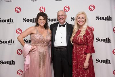 Wayne Casper & daughters Carla and Ansley