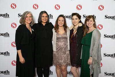 Cindy Green, Nicole Calabro, Rossana Ramires, Andrea Concha, Laura Leech