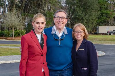 Laura Lee Samford, Brian Spearman, Marianne Schofield