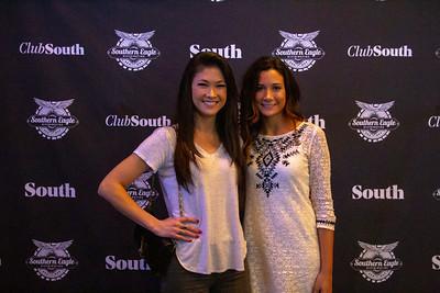 Samantha Long and Nicole Wassing