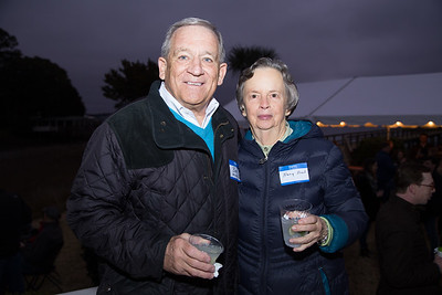 Nancy and Bob Hallock