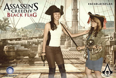 Assassin's Creed 4 Release Party
