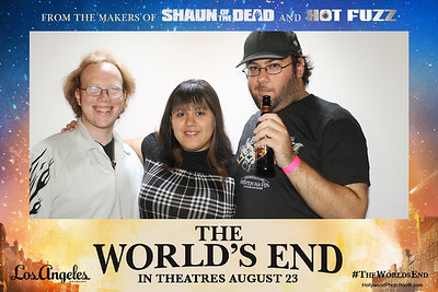 Los Angeles Magazine's The Worlds End After-Party