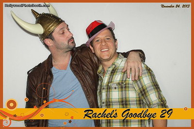 Rachel's Goodbye 29