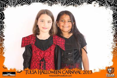 Tulsa Halloween Carnival 2013