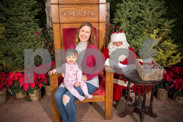 12-16-17 Rogers Garden Santa