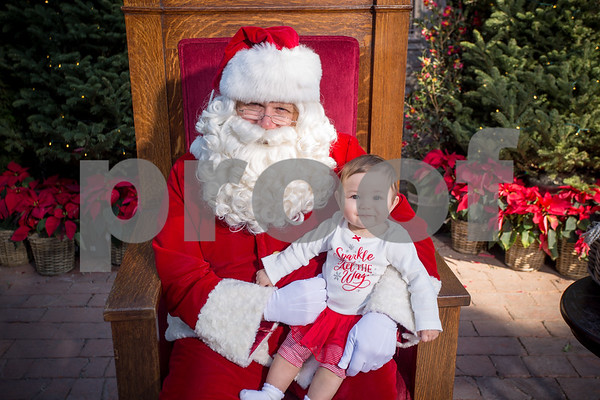12-17-17 Rogers Garden Santa
