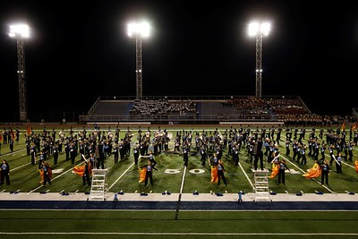 Seneca Valley competes in Band Festival