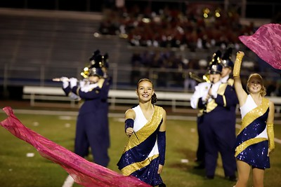 Knoch High School band competes