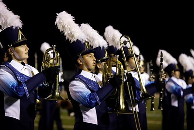 Mars High School band competes