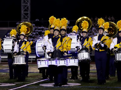 Butler High School band competes